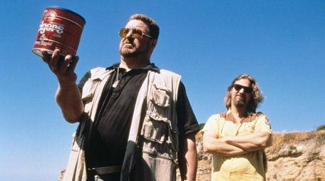 John Goodman, left, and Jeff Bridges in