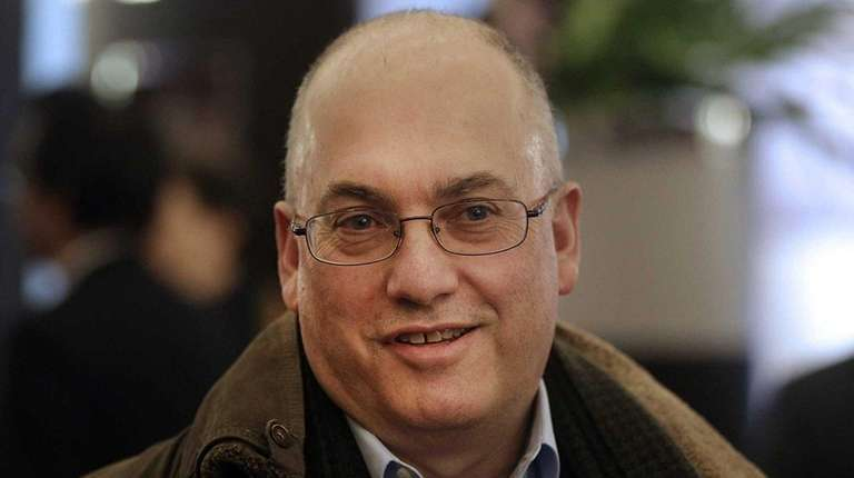 Steven A. Cohen, chairman and CEO of SAC