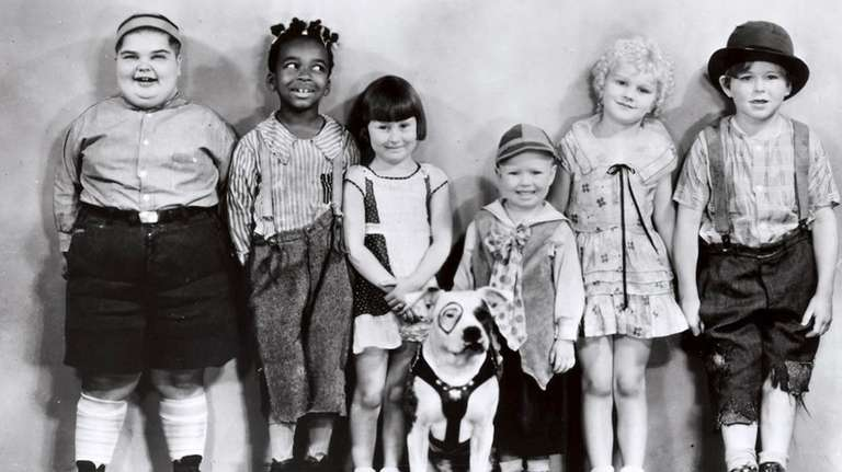 The Little Rascals are remembered in