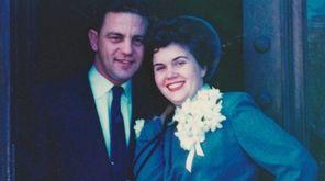 Ernie and Marilyn Erickson of Melville on their