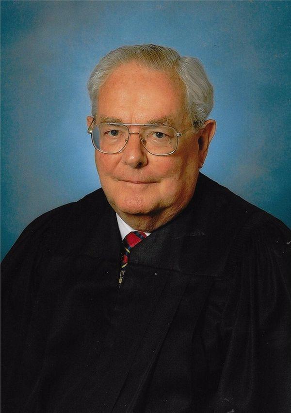 Former state Supreme Court Justice Lawrence Bracke Former