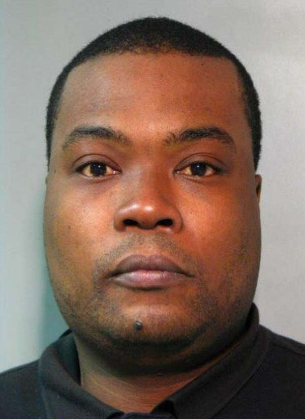 James Cadet, 33, of Brooklyn, was arrested Saturday,