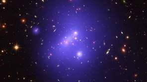 The galaxy cluster called IDCS J1426.5+3508, or IDCS