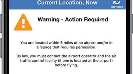 The Federal Aviation Administration has publicly launched an