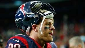 HOUSTON, TX - JANUARY 09: J.J. Watt #99