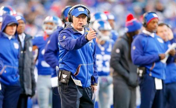Former Giants coach Tom Coughlin is one of