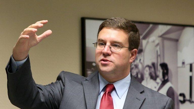 David Calone, former chairman of the Suffolk County