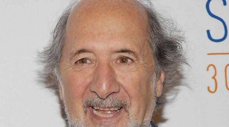 Richard Libertini, who died Jan. 7, 2016, played