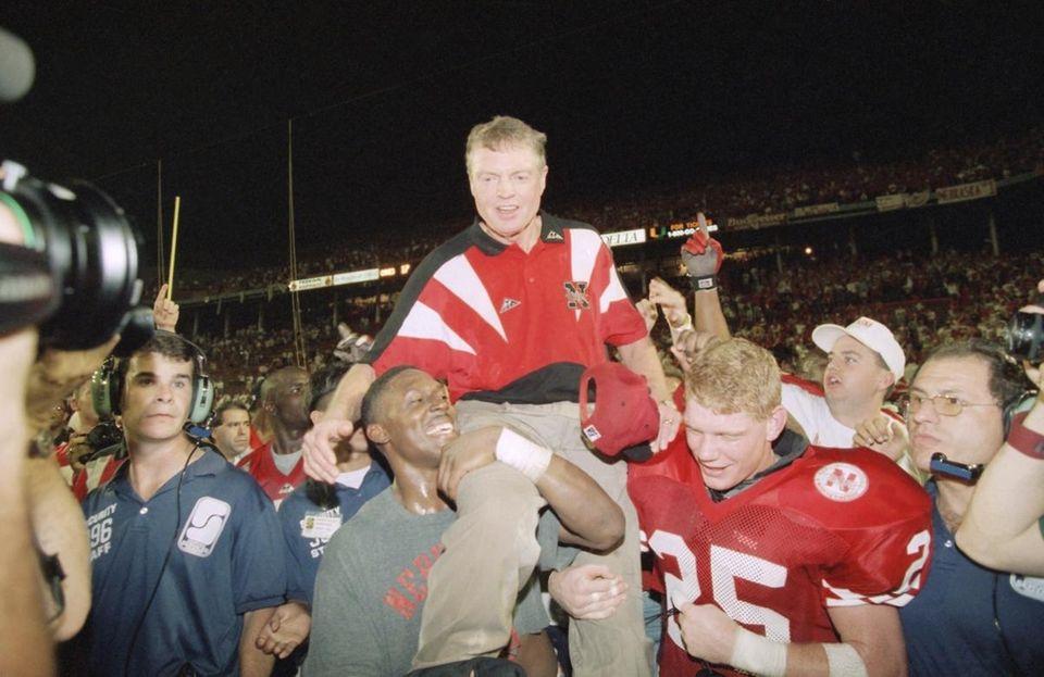 Nebraska 1994, 1995, 1997