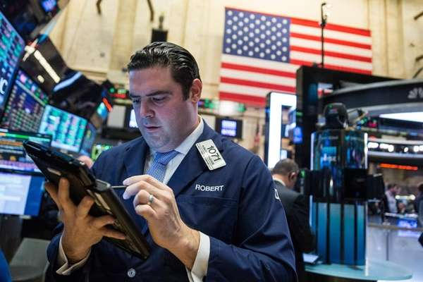 Stocks climbed Monday, Jan. 11, 2016, in a