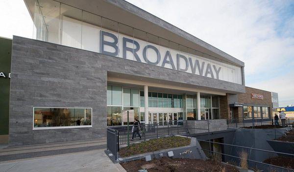 The Broadway Mall in Hicksville, seen Jan. 7,