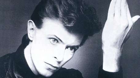 Album cover to David Bowie's