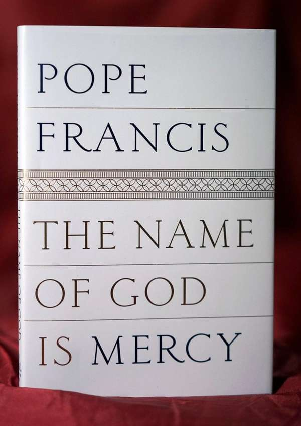 Pope Francis's book