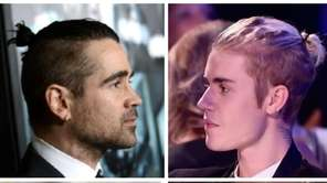 Celebrity man buns: Who wears it well and