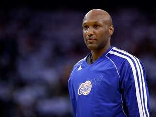 Lamar Odom, in his former role as a
