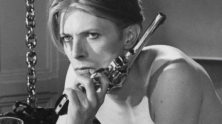 David Bowie in Nicolas Roeg's