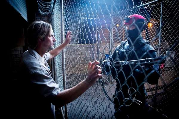 Josh Holloway as Will Bowman confronts a future
