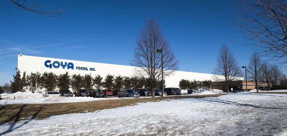Goya Foods Inc. received $9.5 million in bond