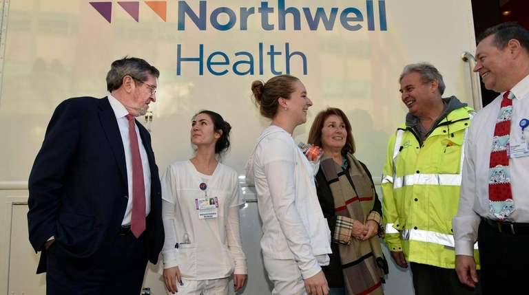 Northwell Health, formerly the North Shore-LIJ Health System,