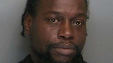 Richard Clinton, 34, of Medford, was arrested Tuesday,