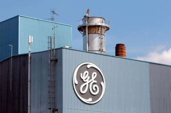 The General Electric plant in Belfort, eastern France,