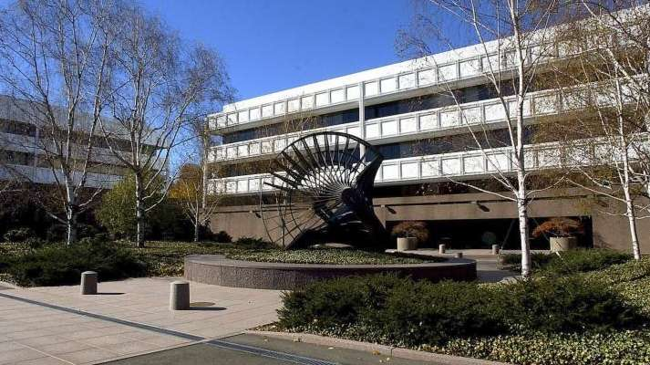 The General Electric Co., corporate headquarters campus in