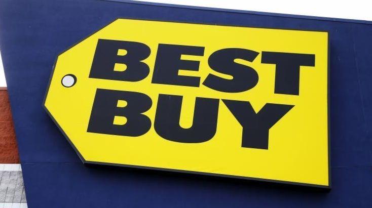 A Best Buy store in Philadelphia on March