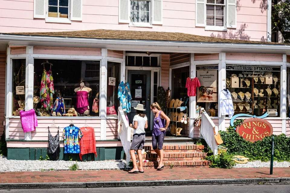 This lovely Victorian village two hours from Baltimore