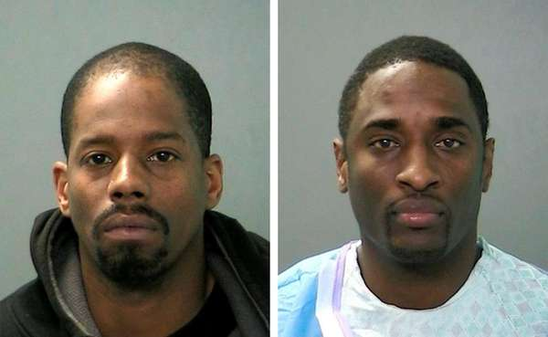 Left to right: Murray Hawkins, 35, of 227-08