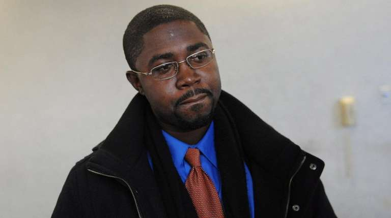Dale Browne, husband of victim Chinelle Latoya Thompson