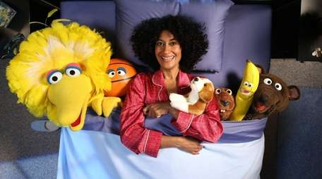Tracee Ellis Ross and friends on the new