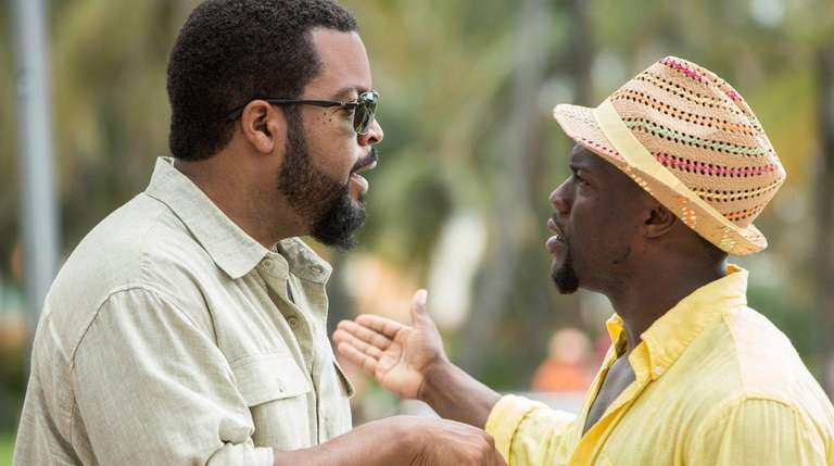 Ice Cube and Kevin Hart are back as