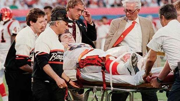 Used Cars Long Island >> Worst injuries in Super Bowl history | Newsday
