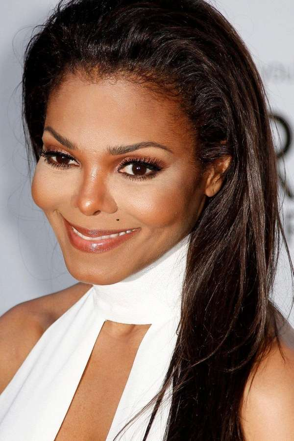 Janet Jackson attends an event in Cap d'Antibes,