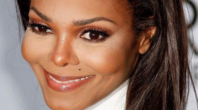Janet Jackson attends an event in Cap d'Antibes,