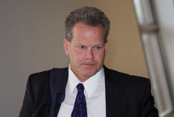 Scott Greene, a former Suffolk County police sergeant,