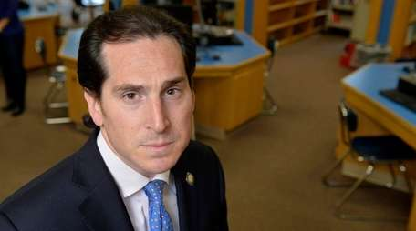 State Assembly member Todd Kaminsky (d-20) photographed