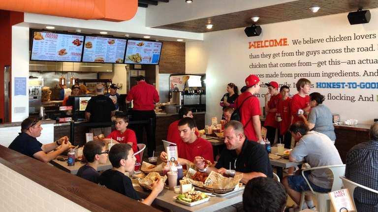 The Naked Chicken Co. in Massapequa is offering
