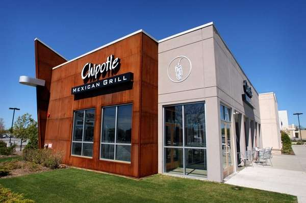 Chipotle restaurants, including the one in Hicksville, will