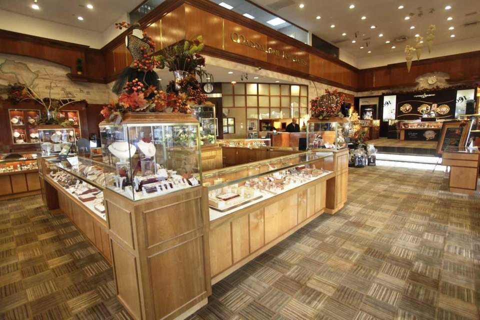 Find watches galore at this 34-year-old jewelry emporium