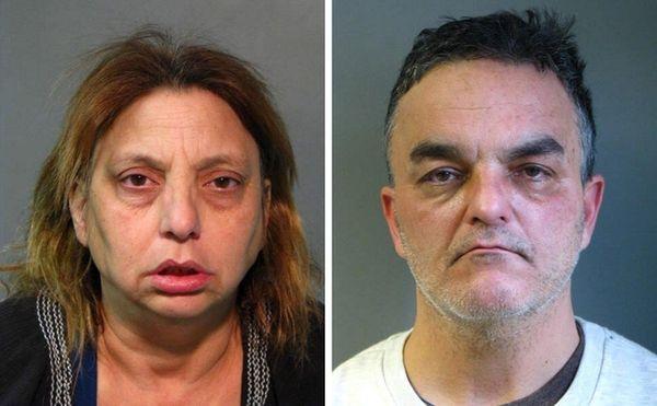 Patricia Bertone, 52, of West Hempstead and Robert