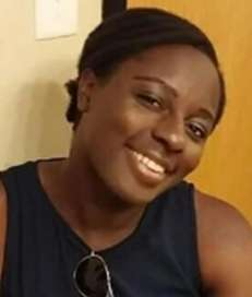 Flight attendant Sierra Shields, of Astoria, has been