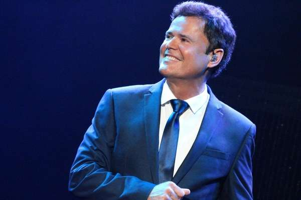 Donny Osmond will perform at The Paramount in