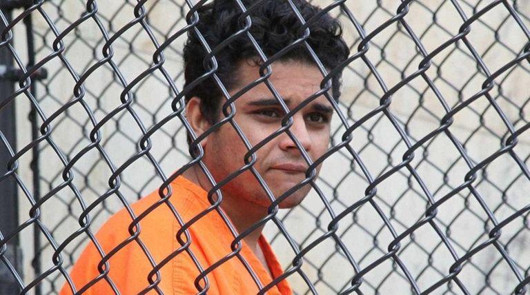 Deepak Kumar, of New Hyde Park, leaves court