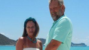 Donna Zirbes-Steinmetz and Craig Steinmetz of Lindenhurst renewed