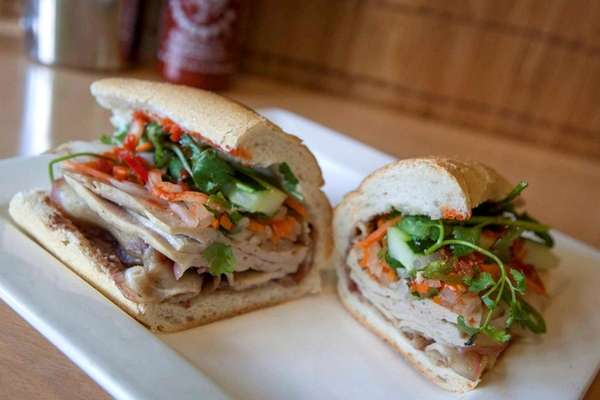 The tasty and fresh Vietnamese Cold Cut Banh
