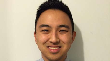 Anthony Chang of Smithtown has been hired as