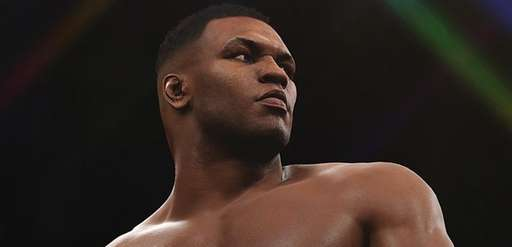 Mike Tyson is a playable fighter in the