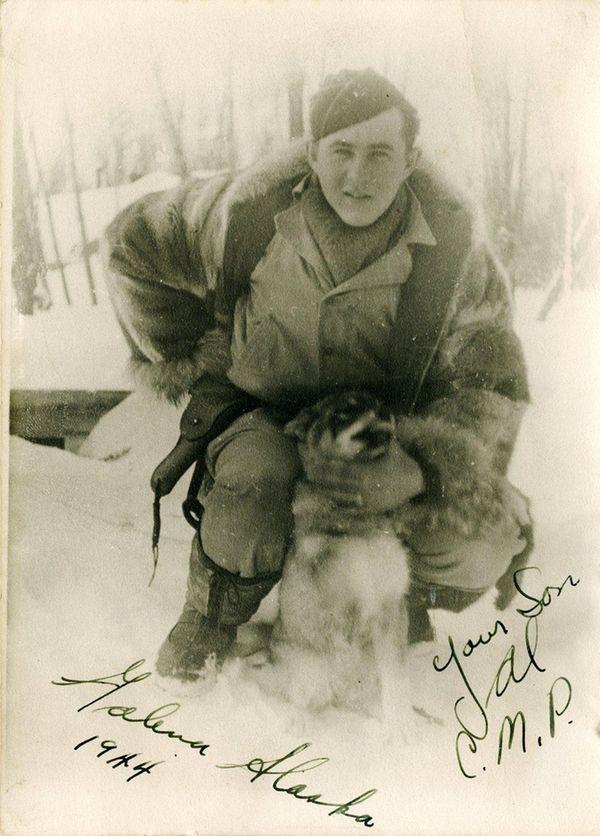 Albert Wankovic, who served in World War II