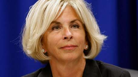 Westchester County District Attorney Janet DiFiore, a former